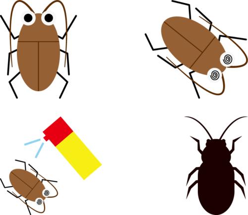 エアコンのパキパキ音の原因はゴキブリ!?